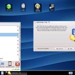 KDE4 - desktop