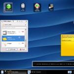 KDE4 - widgets