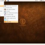 Ubuntu Hardy Heron na počítači Barbone Fenix